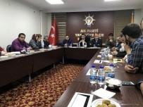 EĞİTİM DÜZEYİ - Yakutiye'de Referandum Değerlendirmesi Yapıldı