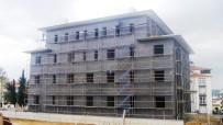 Yeni Çarşı Polis Merkezi Amirliği İnşaatı Tüm Hızıyla Sürüyor