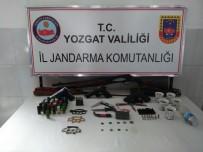 Yozgat'ta Uyuşturucu Ve Kaçakçılık Operasyonu Açıklaması 6 Gözaltı