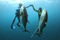 Zıpkınla Balık Avlama Türkiye Şampiyonası Ören'de Yapılacak