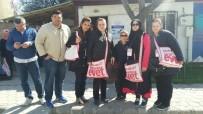 HARUN KARACAN - AK Parti Eskişehir Milletvekilleri Ve İlçe Yönetimi Vatandaşlarla Buluştu