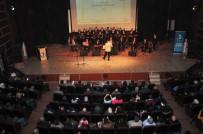 AKŞEHİR BELEDİYESİ - Akşehir'de Türk Sanat Müziği Konseri