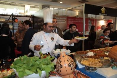 Alanya Mutfağı İstanbul'da Görücüye Çıktı