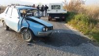 ALKOLLÜ SÜRÜCÜ - Alkollü Ve Ehliyetsiz Sürücü Kazadan Sonra Kaçtığı Hastanede Yakalandı