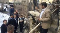 ÇÖZÜM SÜRECİ - Bahçesaray'da Zorlu Referandum Çalışmaları