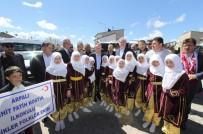Bakan Ağbal Referandum Çalışmalarını Bayburt'ta Sürdürüyor