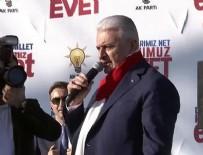 MAHMUT TANAL - Başbakan Yıldırım: Yeni anayasa ile hükümet garanti