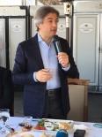 DINLER - Başkan Demircan, Berberlerden Referandum İçin Destek İstedi