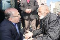 Başkan Gümrükçüoğlu Referandum Öncesinde Durmak Bilmiyor