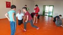 Burhaniyeli Gençler Ata Sporuna Yoğun İlgi Gösterdi