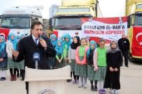 BURSA VALISI - Bursa'dan El-Bab'a Yardım