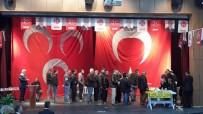EMIN ÇıNAR - Cide MHP İlçe Başkanlığında Seçim Heyecanı