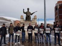 Çıldır AK Partiden Evet Gazetesi
