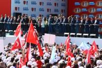 IRKÇILIK - Cumhurbaşkanı Erdoğan'dan 'Dua' Şiiri