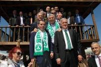 Galatasaray Başkanı Dursun Özbek Giresun Günlerine Katıldı
