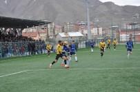 ORHAN TOPRAK - Hakkârispor Ağırladığı Kurtalanspor'u 4-1 Mağlup Etti