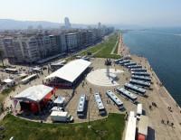 ELEKTRİKLİ OTOBÜS - İlk Full Elektrikli Otobüsler Hizmete Girdi