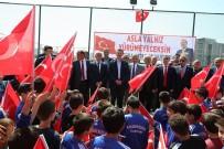 İBRAHIM GÜVEN - İlkadım Belediyesinin Spor Yatırımları Devam Ediyor