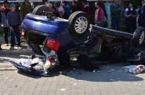 KURTARMA EKİBİ - İzmir'de Kaza Açıklaması 2'Si Ağır 7 Yaralı