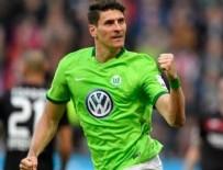 MARIO GOMEZ - Mario Gomez'den 7 dakikada 3 gol