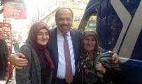 OSMAN GAZİ KÖPRÜSÜ - Milletvekili Balta Açıklaması 'Güçlü Bir Türkiye İstemeyen Avrupa'ya Karşı Güçlü Bir 'Evet' Demeliyiz'