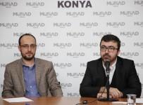 MÜSİAD Konya'da Konferanslar Sürüyor
