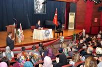 MANEVIYAT - Mustafa Karataş'tan 'Şehitlerin İzinde Birlik Ve Beraberlik' Söyleşisi