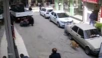 KURUKÖPRÜ - Polis-Torbacı Kovalamacası Kamerada