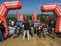 TÜRKIYE BISIKLET FEDERASYONU - Ulusal Dağ Bisiklet Yarışları'nın İlk Ayağı Büyükçekmece'de Yapıldı