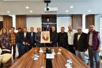 YÖRÜKLER - Yörüklerden Başkan Uysal'a Ziyaret