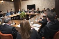 YOL HARITASı - '1. Fikir Tepsisi' Toplantısı Gerçekleştirildi