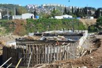 KOMPOZISYON - 17 Ağustos Müzesi Hızla Yükseliyor
