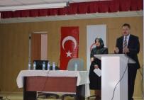 ARİF KARAMAN - Adilcevaz'da Ceviz Hastalıklarıyla Mücadele Toplantısı