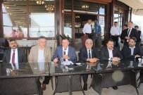 ATAOL BEHRAMOĞLU - 'Akdeniz'in En Büyük Kitap Fuarı' Hazırlıkları Tamamlandı