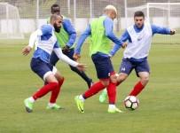EMRE GÜRAL - Antalyaspor'da Trabzonspor Maçının Hazırlıkları Sürüyor