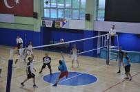 Artvin'de Valilik Kupası Voleybol Turnuvası Sona Erdi