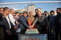 ÇAVUŞOĞLU - Başkan Çavuşoğlu'na Doğum Günü Sürprizi