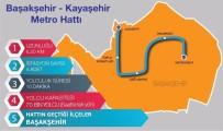 TOPLU TAŞIMA - Başkan Topbaş'tan 5 Yeni Metro Hattı Müjdesi