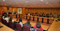 BEDEN EĞİTİMİ ÖĞRETMENİ - Batı Trakyalı Öğrencilerden Uludağ Üniversitesi'ne Ziyaret