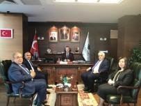 İLLER BANKASı - Belediye Başkanı Kara'nın Ankara' Ziyaretleri