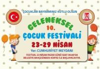 Bilecik Belediyesi Geleneksel 10. Çocuk Festivali Başlıyor