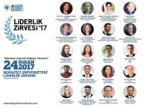 BOĞAZIÇI ÜNIVERSITESI - Boğaziçi Üniversitesi Liderlik Zirvesi 24 Nisan'da Başlıyor