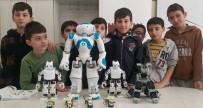 İSTANBUL TEKNIK ÜNIVERSITESI - Bu Robot Zeybek Oynuyor