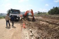 YOĞUN MESAİ - Büyükşehir'den Balıkayağı Bulvarında Hummalı Çalışma