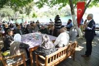 RAMAZAN AKYÜREK - Büyükşehir, Şehit Ailelerini Unutmadı