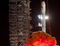 UZAY İSTASYONU - Çin uzaya kargo gemisi fırlattı