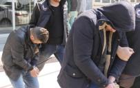 DEAŞ'tan Adliyeye Sevk Edilen 2 Iraklı Serbest