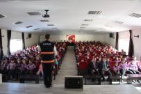 AFET BİLİNCİ - Denizli AFAD, 19 İlçede Yaklaşık 10 Bin Kişiye Eğitim Verdi