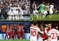 ATLETICO MADRID - Devler Ligi'nde Yarı Finalistler Belli Oldu