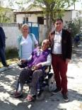 AKÜLÜ SANDALYE - Didim Engelliler Derneğinden Anlamlı Sandalye Bağışı
